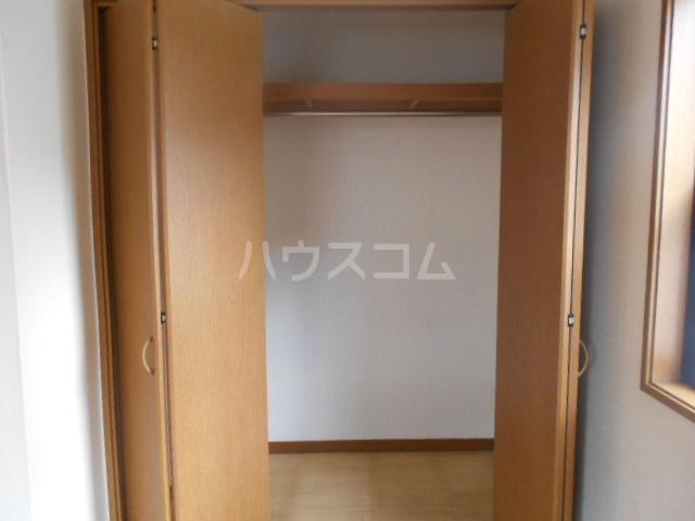 コーポミルクール 202号室の収納