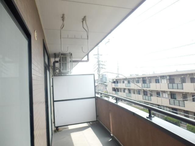 ラ・ディファンス・ミキ 208号室の景色