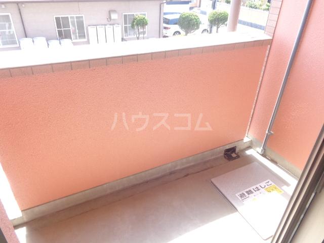グランⅢ 402号室のバルコニー