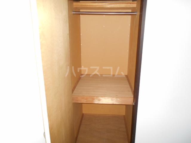 KHハイツ 103号室の収納