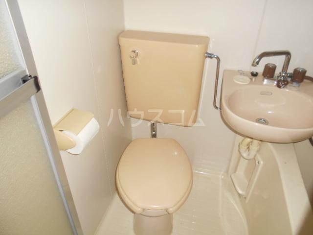 KHハイツ 103号室のトイレ