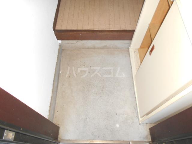 KHハイツ 103号室のエントランス