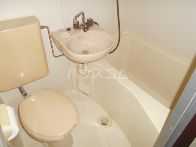 KHハイツ 103号室の風呂