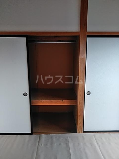 サンハイツ斉藤 101号室の収納