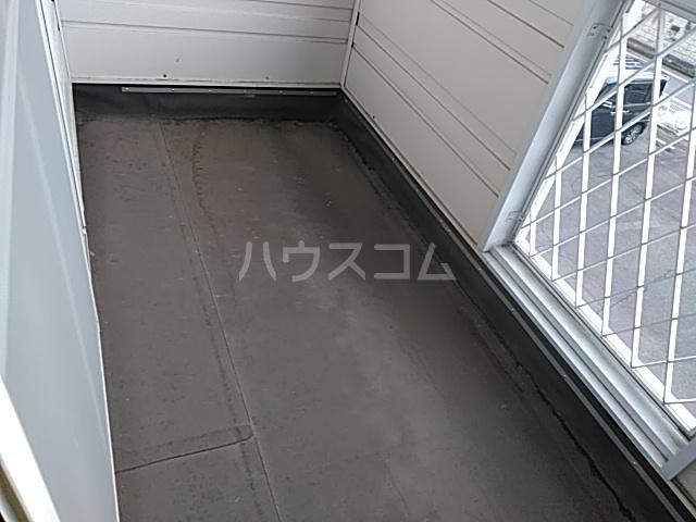 サンハイツ斉藤 101号室のバルコニー