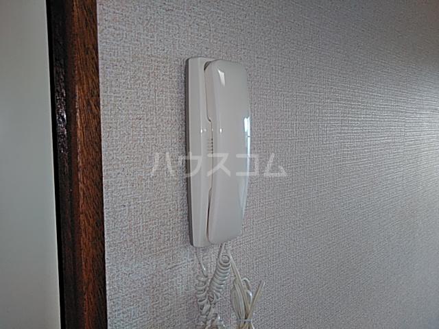 サンハイツ斉藤 101号室のセキュリティ