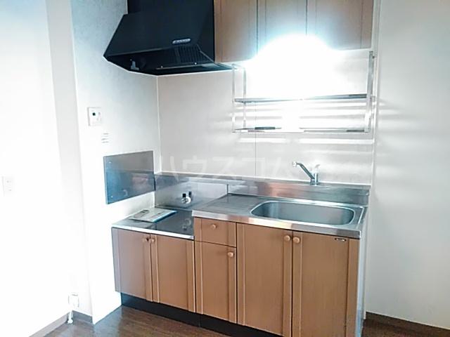 プロスペールムナタカ 102号室のキッチン