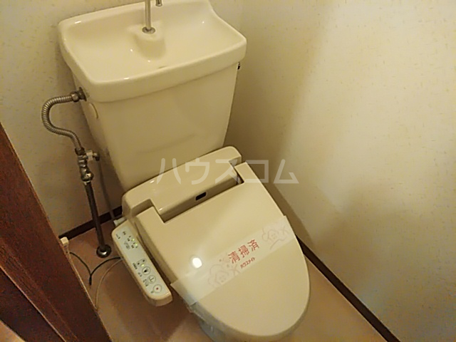 プロスペールムナタカ 102号室のトイレ