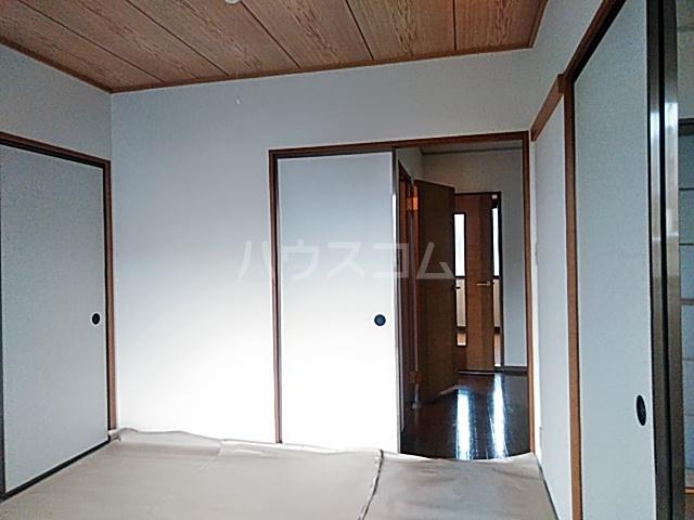 プロスペールムナタカ 102号室のベッドルーム