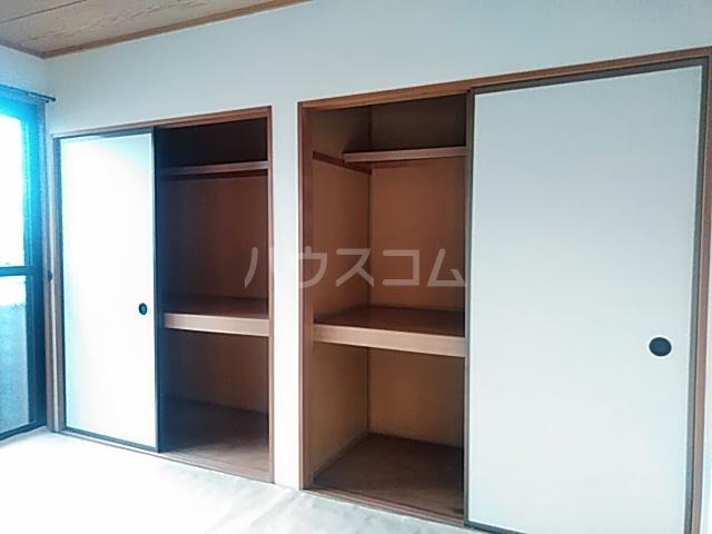 プロスペールムナタカ 102号室の収納