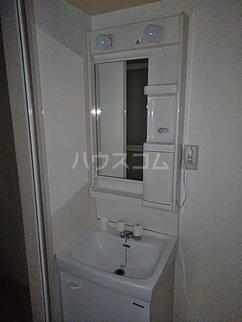 笛木第一マンション 203号室の洗面所