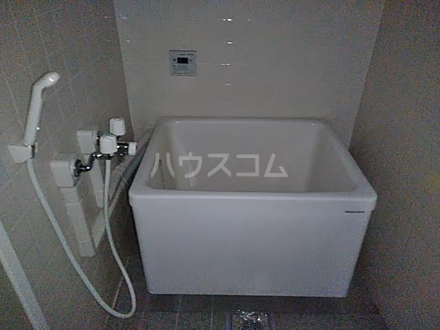 笛木第一マンション 203号室のトイレ