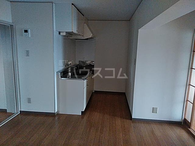 笛木第一マンション 203号室のベッドルーム