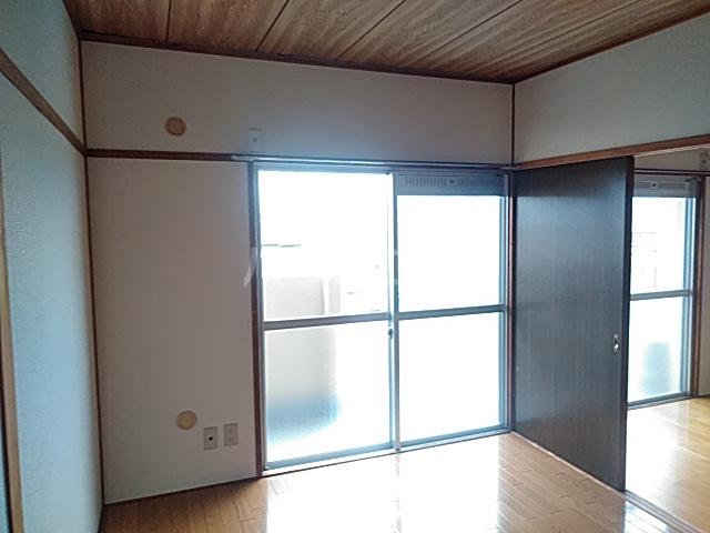 笛木第一マンション 203号室の玄関