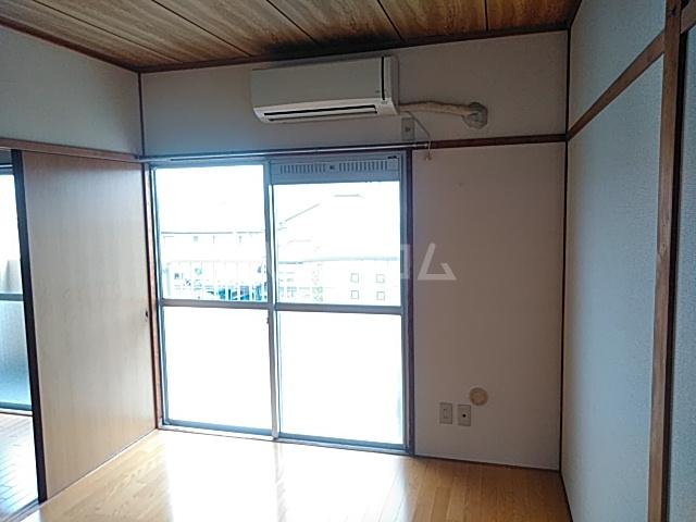 笛木第一マンション 203号室のバルコニー