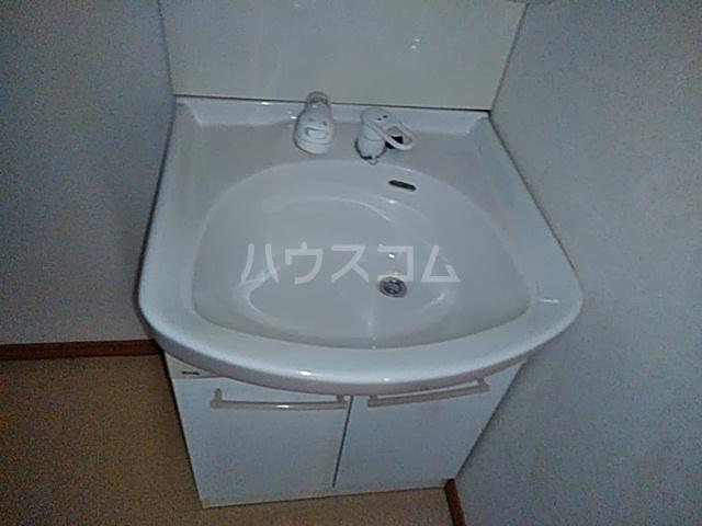 フォークロスⅡB 101号室の風呂