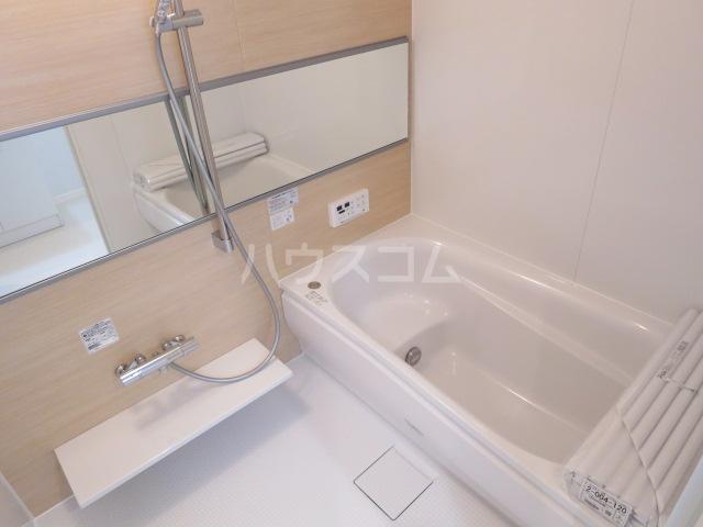 la fortuna 201号室の風呂
