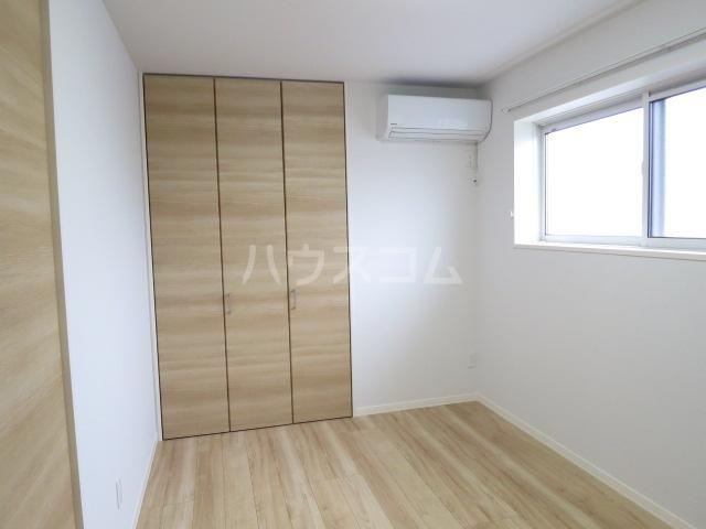 la fortuna 201号室のベッドルーム