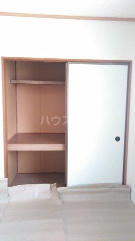ハイツ・ヴィオラ 201号室の収納