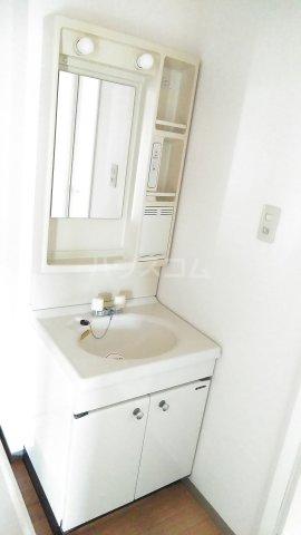 ハイツ・ヴィオラ 201号室の洗面所