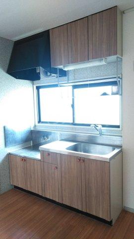 クレールヴィル 202号室のキッチン