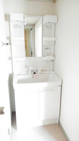 クレールヴィル 202号室の洗面所