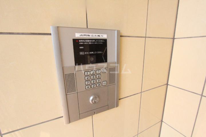 アンジェロ 202号室のセキュリティ