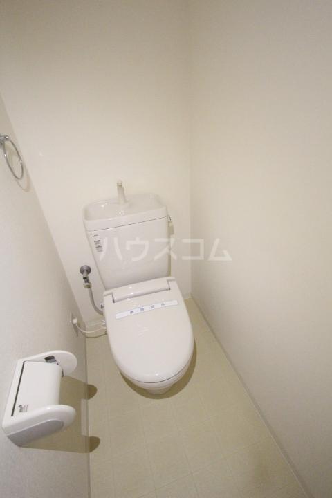 アンジェロ 202号室のトイレ