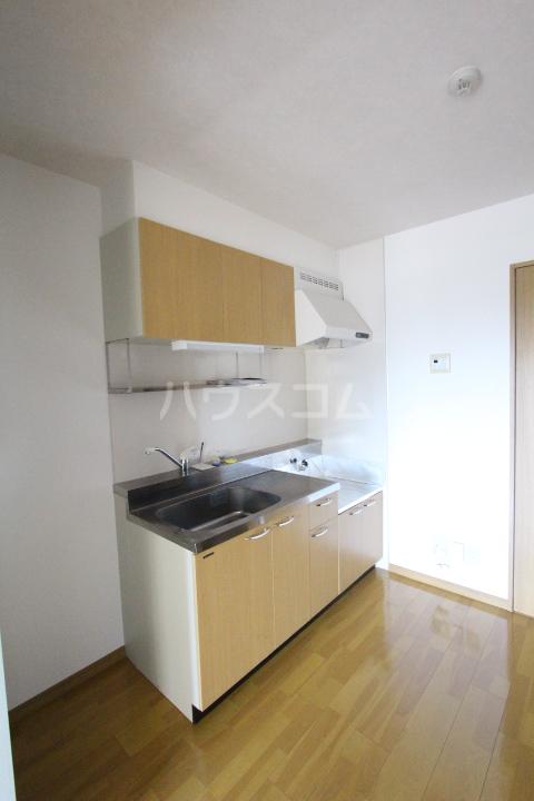 アンジェロ 202号室のキッチン