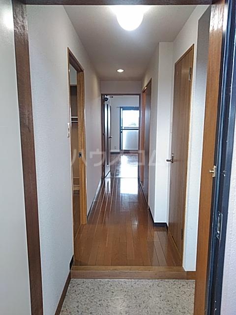 アルカディアタウン 402号室の玄関