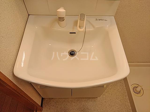 アルカディアタウン 402号室の洗面所