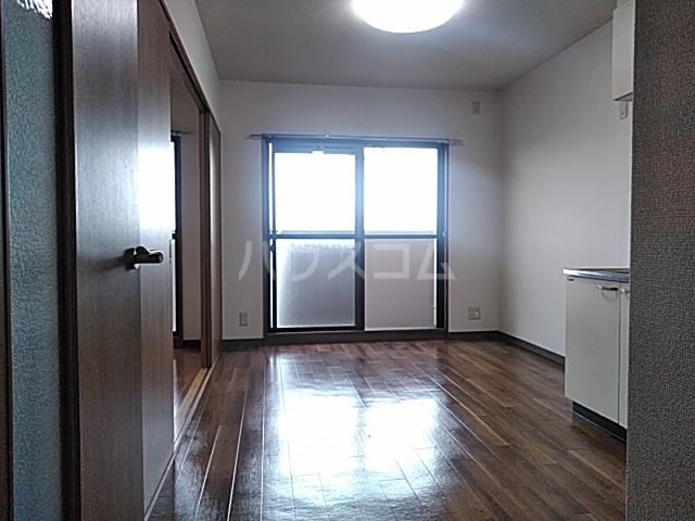 アルカディアタウン 402号室のリビング