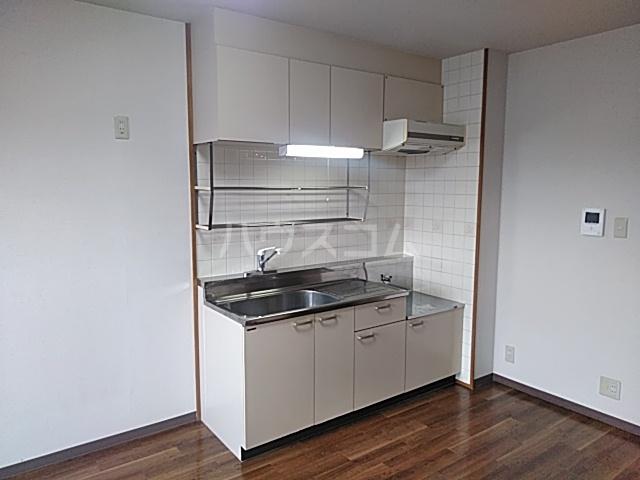 アルカディアタウン 402号室のキッチン