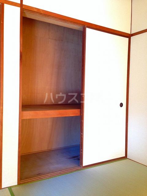 コーポ栄 202号室の収納