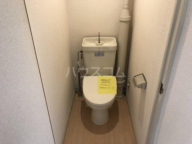 コーポ栄 306号室のトイレ