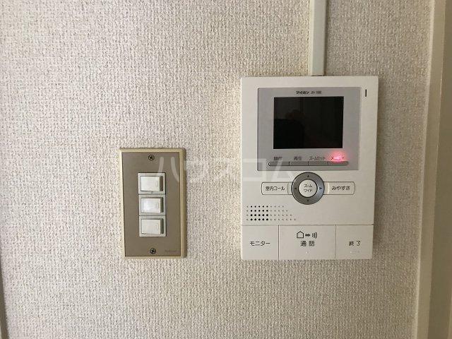 コーポ栄 306号室のセキュリティ