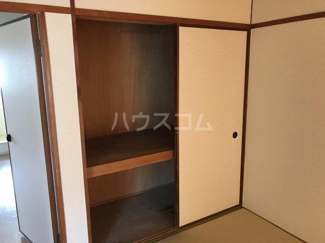 コーポ栄 306号室の収納