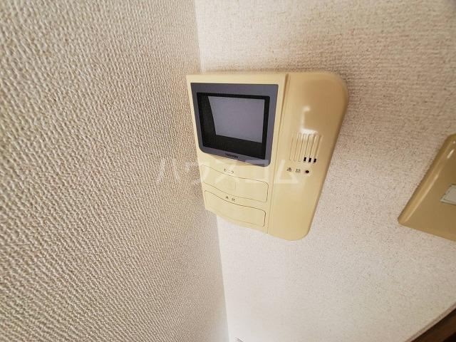 スカイパレス山之手 201号室のセキュリティ