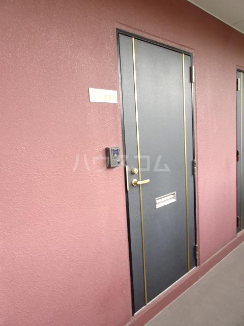 スカイパレス山之手 404号室の玄関