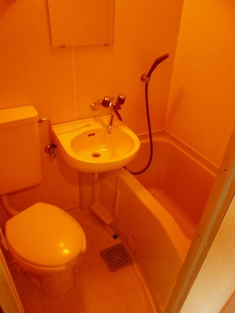 RX豊田 401号室の風呂