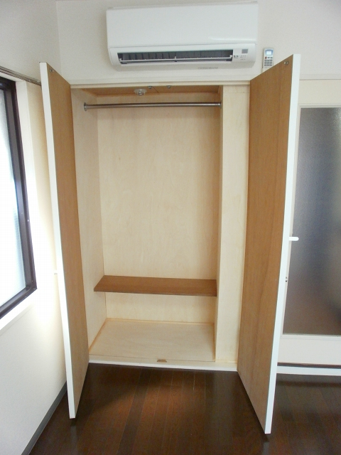 RX豊田 401号室の収納