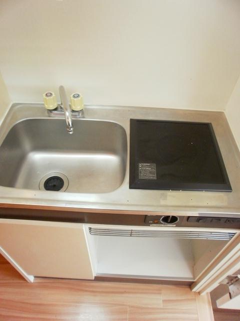 RX豊田 401号室のキッチン