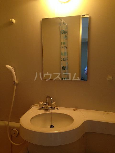 エスプラネード 303号室の洗面所