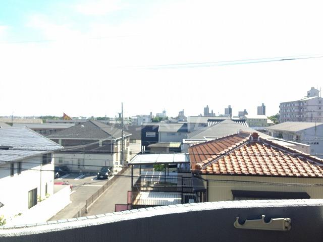 エスプラネード 303号室の景色