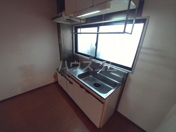 ヴィオラ日名 405号室のキッチン