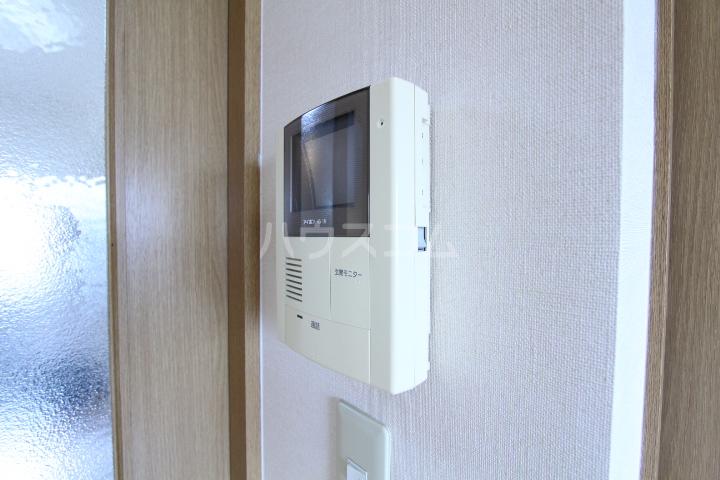 ブルーム陣中 105号室のセキュリティ