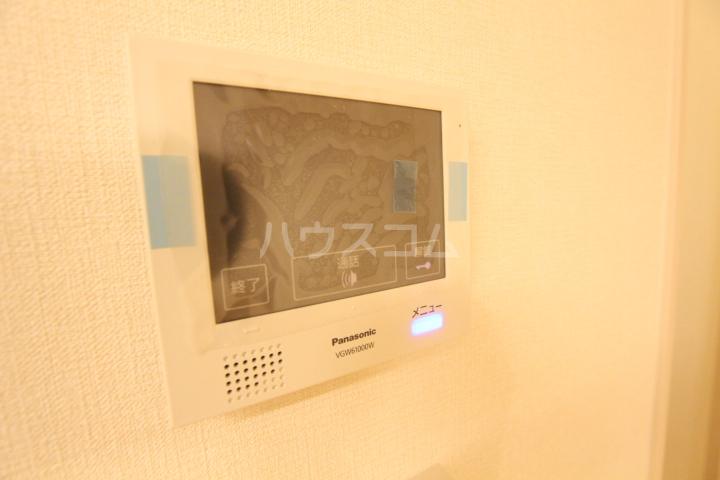 D-roomサンヒルズ B 207号室のセキュリティ