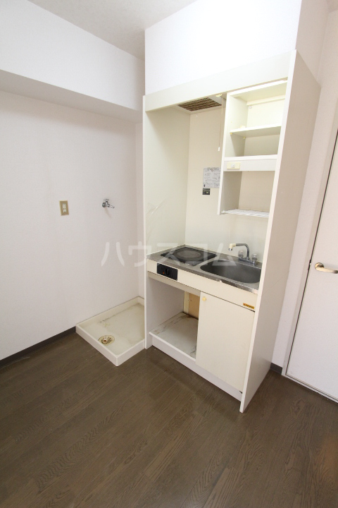 A-Flat 208号室のキッチン