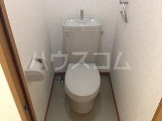 サンヨウエクセレント 526号室のトイレ