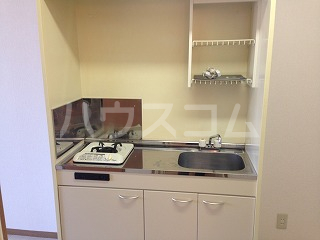 サンヨウエクセレント 526号室のキッチン